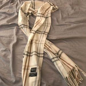 Cejon plaid scarf
